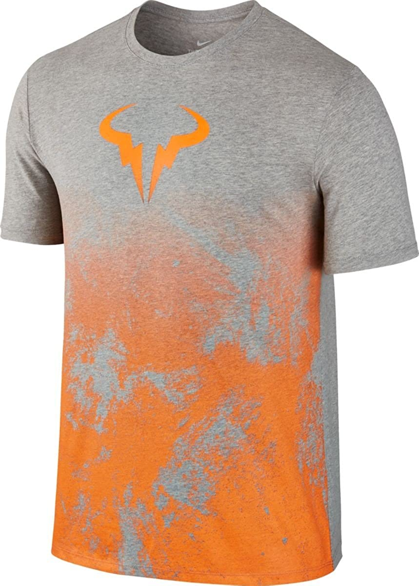 NIKE M Nkct tee Camiseta Línea Rafa Nadal, Hombre : Amazon.es ...