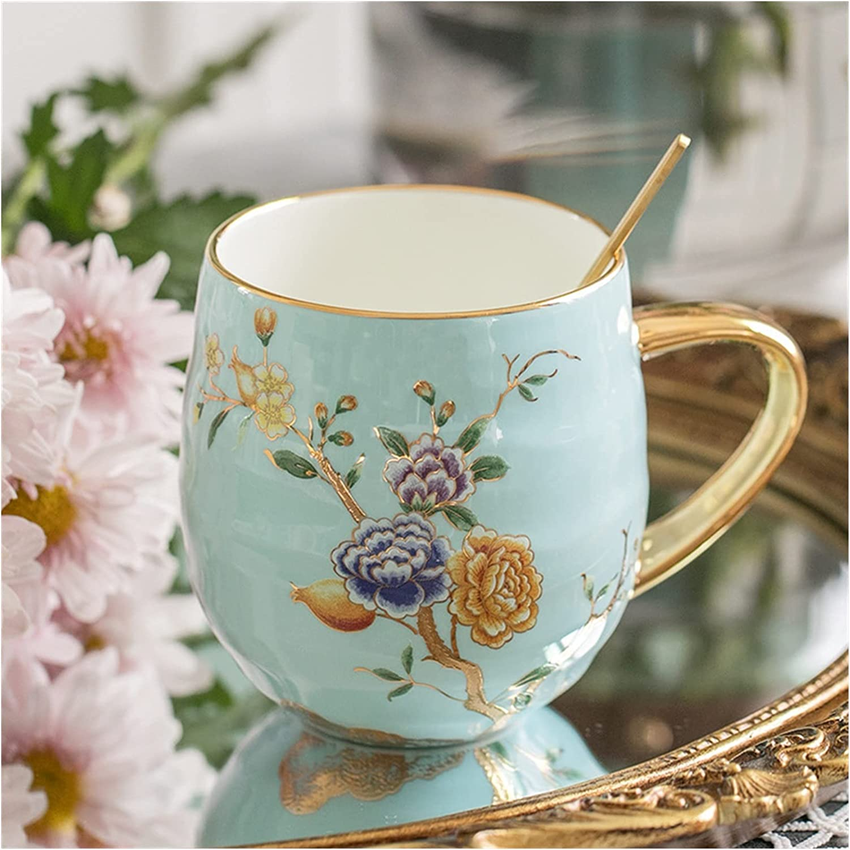 Coffee cups 2 Pcs Ceramic Ranking TOP1 Breakfast Regular store Cup Wat Water