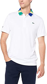 Lacoste Men's Contrast Colour Sport Polo