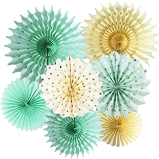 Best mint and gold decorations Reviews