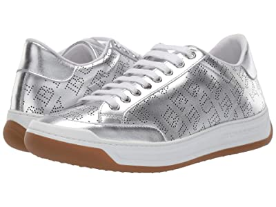 Burberry Timsbury Perf (Silver/Grey) Women