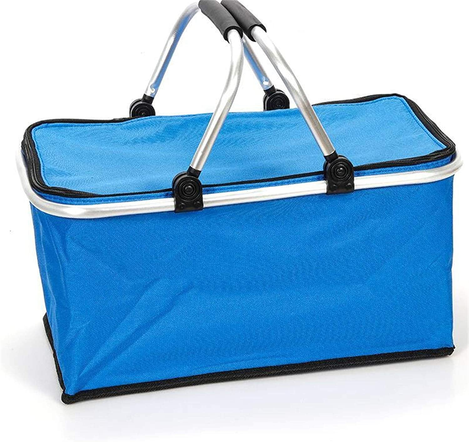 MING-MCZ Durable 30L Folding Picnic Ca Lunch 55% OFF Basket Now on sale Bag