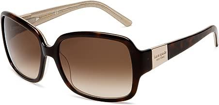 Kate Spade Women's Lulu Gradient Rectangle Sunglasses