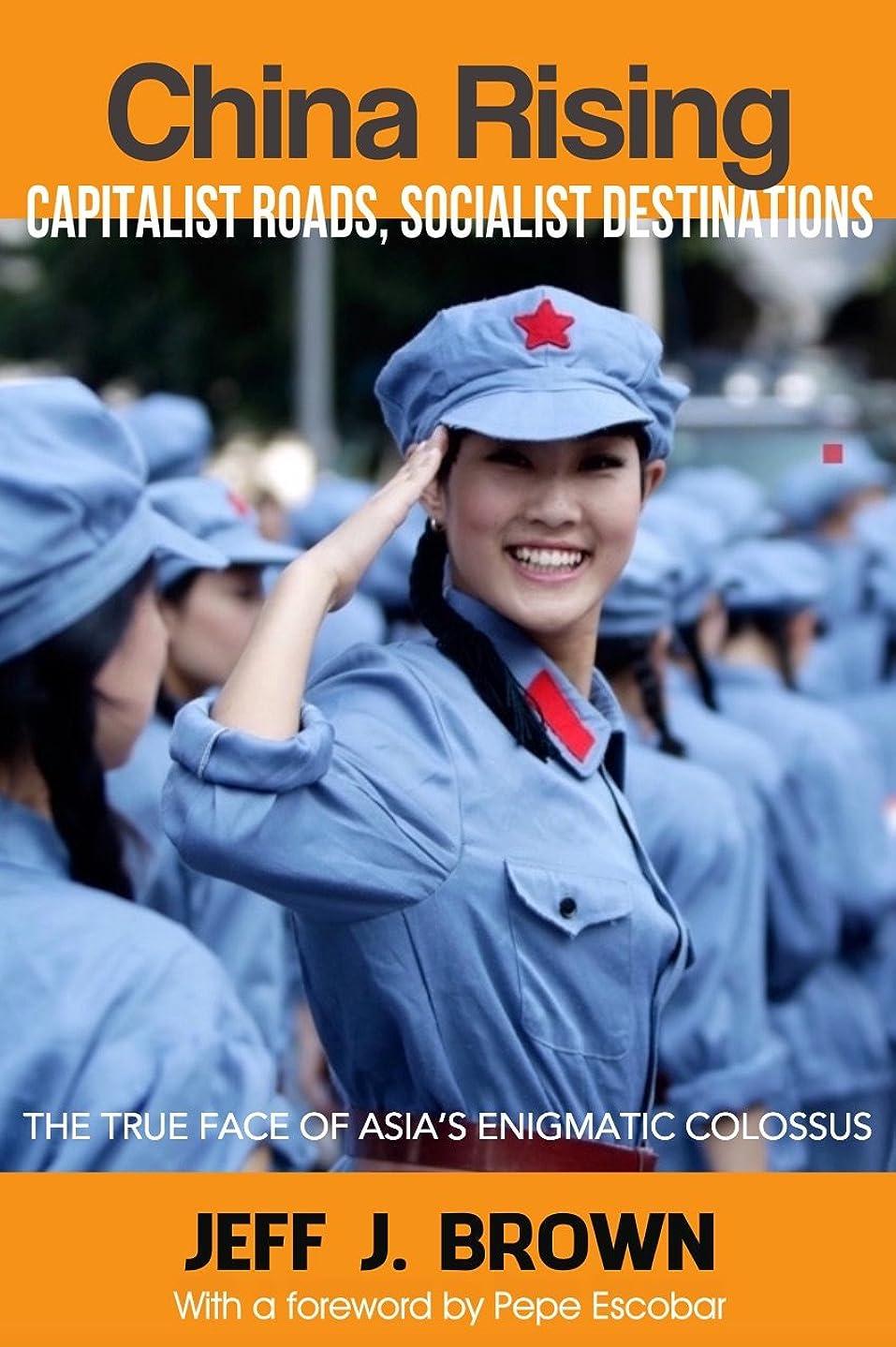 シリーズほこりっぽい敬意を表するChina Rising: Capitalist Roads, Socialist Destinations (English Edition)