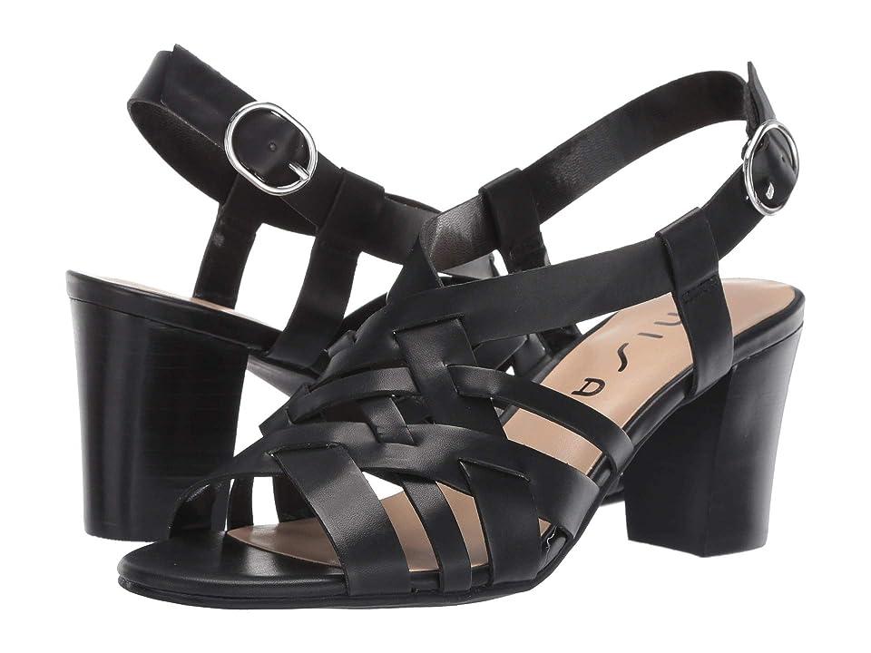 Unisa Paro (Black) High Heels