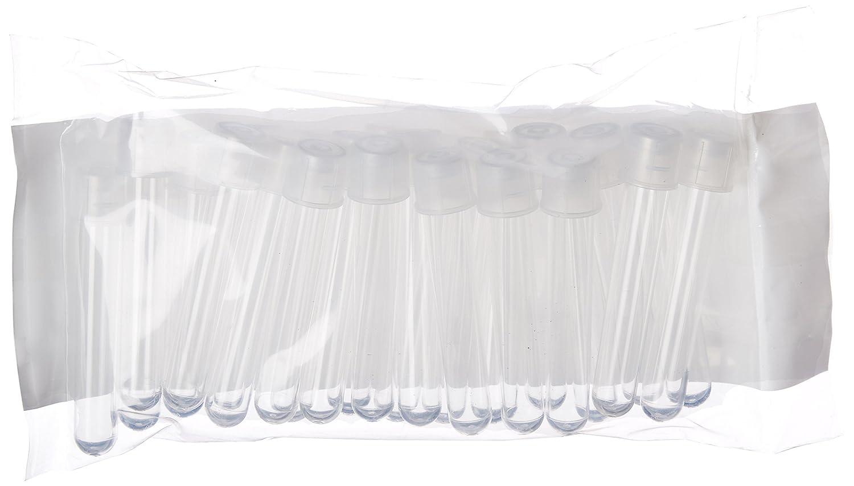 Globe Scientific Nippon regular agency 110428 Polystyrene Kansas City Mall Test Tube with Separate Dual