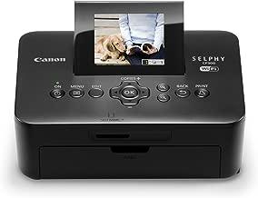 Canon SELPHY CP900 Black Wireless Color Photo Printer