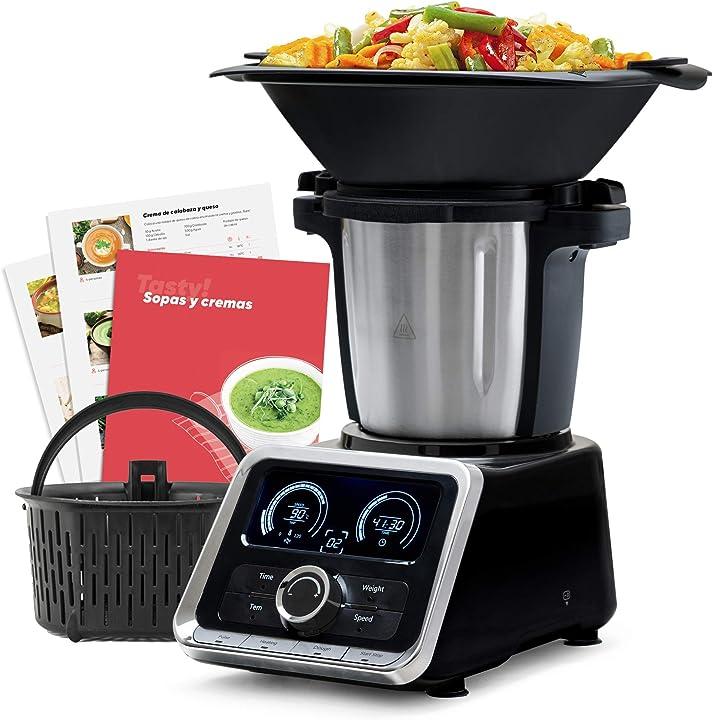 Robot da cucina tasty! 2,5 litri di capacità mellerware B08FTL54KJ