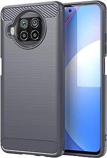جراب TingYR لهاتف Xiaomi Mi 10T Lite 5G، فائق النحافة من مادة TPU لامتصاص الصدمات، مضاد للخدش، غطاء مطاطي مرن ممتاز، غطاء ...