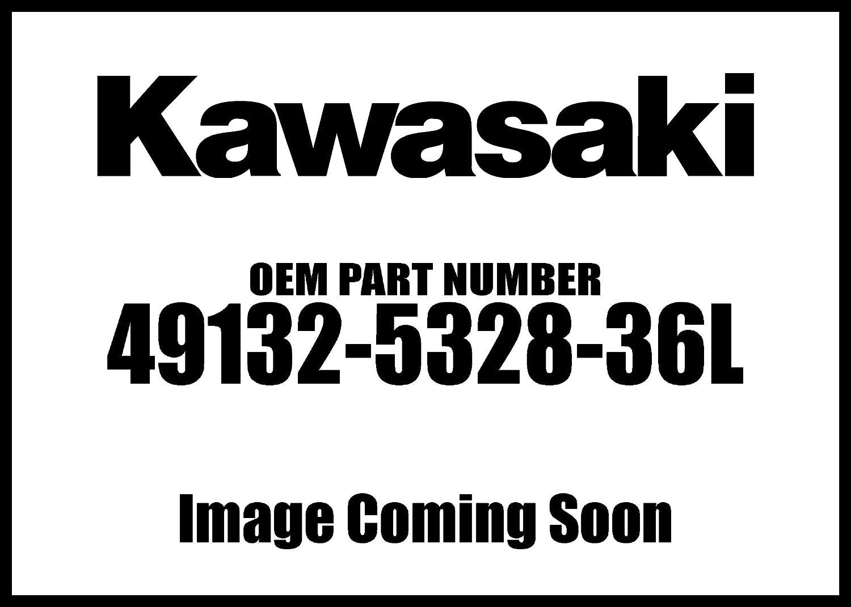 Kawasaki 2017 Klr650 Shroud Max 64% OFF Engine Lh M New 49132-5328-36L Gr Colorado Springs Mall Oe