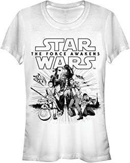 Star Wars Junior's Mono Group Graphic Tee