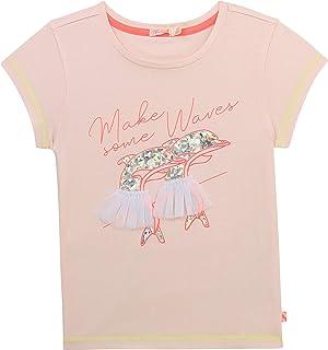 Billieblush Camiseta de Punto de algodón NIÑO
