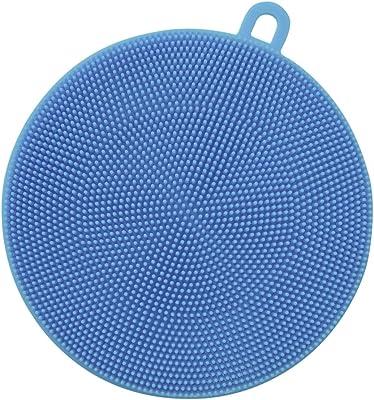 contento (コンテント) 鍋敷き オレンジ サイズ:直径12cm 655511