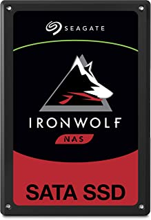 Seagate IronWolf 110 980GB NAS SSD Internal Solid State Drive – 2.5 inch SATA for..