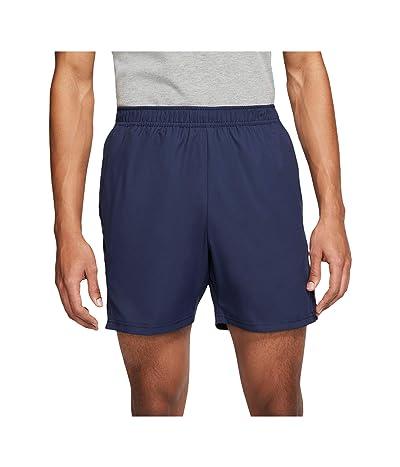 Nike NikeCourt Dry Shorts 7 (Obsidian/Obsidian/Obsidian) Men