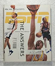 Tim Duncan, Allen Iverson & Kobe Bryant - Looking for a New MJ?: The Answers - ESPN Magazine - May 31, 1999