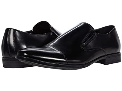 Kenneth Cole Reaction Eddy BRG Slip-On CT (Black) Men