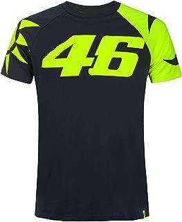 VR46 Valentino Rossi SOLELUNA Sun & Moon Men's T-Shirt Official Merchandise