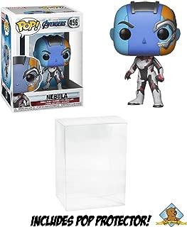 Funko POP! Avengers Endgame Nebula with Pop Protector
