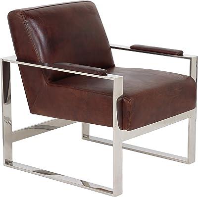 Safavieh Parkgate Club Chair, Chocolate