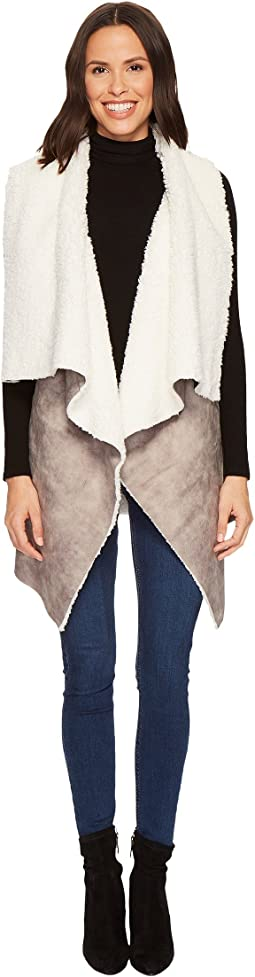 Collection XIIX - Sherpa Fur Vest
