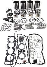 Head Gasket Set Bolt Kit Fits 92-97 Jeep Grand Cherokee Dodge 5.2L V8 OHV 16v VIN Y
