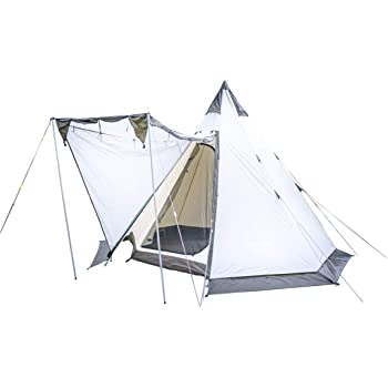 UJack(ユージャック) テント ワンポールテント インナーコットン Desert