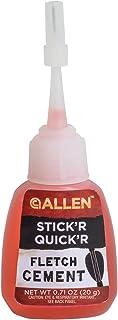 Allen Stick'r Quick'r Fletch Cement