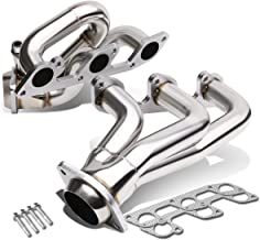 For Ford Mustang 3-2 Design 2-PC Stainless Steel Exhaust Header - 4.0L V6