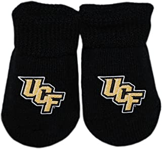 University of Central Florida UCF Knights Newborn Baby Bootie Sock