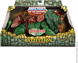 Masters of the Universe Classics Battle Lion Matty Exclusive Figure