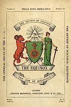 The Equinox: Keep Silence Edition, Vol. 1, No. 3