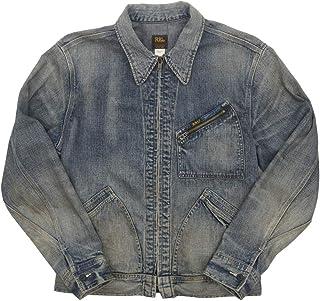 (ダブルアールエル) RRL 日本製デニム地 ジップフロント ジャケット メンズ Denim Jacket 並行輸入品 [並行輸入品]