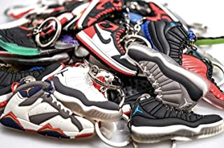 Shoe Sneakers and Hypebeasts Keychain Wild Variety Pack Gifts for Sneaker Heads Hottest Sellers Bundle Deal!