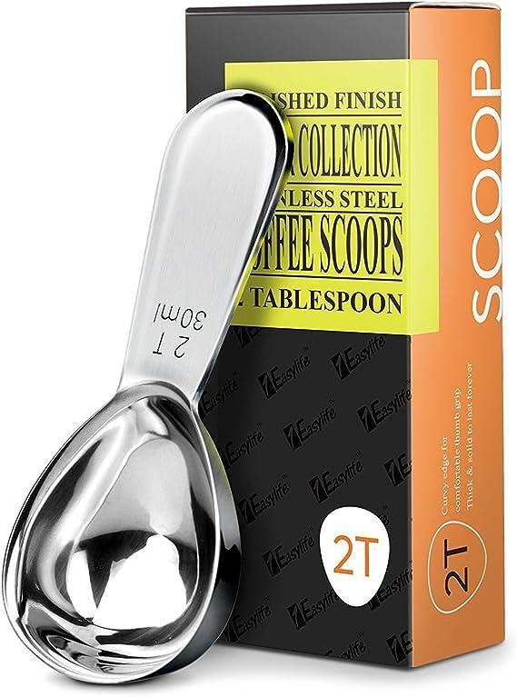 1Easylife Endurance 18/8 Stainless Steel Coffee Scoop