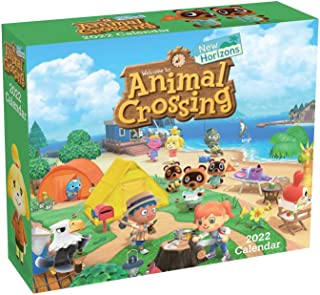 Animal Crossing: New Horizons 2022 Day-to-Day Calendar