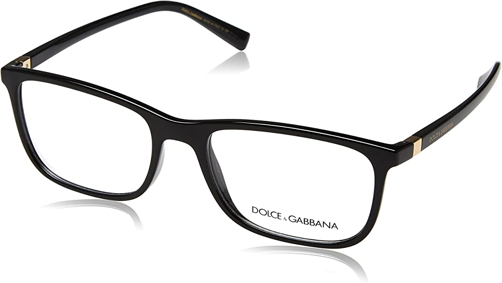 Dolce gabbana,montatura occhiali da vista unisex 0DG5027