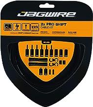 Jagwire PCK500 Kabel- en ommantelingsset, uniseks, volwassenen, zwart