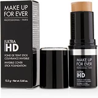MAKE UP FOR EVER R330 Ultra HD Invisible Cover Stick Foundation, 12.5 gm, MUECMW064