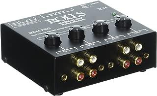 rolls Mixer - Powered, BLACK (MX44 Pro)