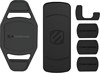 Scosche MDMAK-XCES0 MagicMount Replacement Plates for Mobile Devices - Black