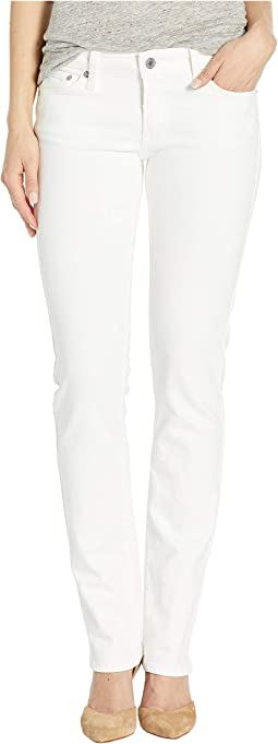 Sweet Straight Jeans in Clean White