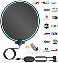 All-New 2020 Indoor HDTV Digital Antenna 4K HD Freeview...