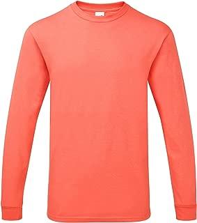 Mens Hammer Heavyweight Long Sleeve T-Shirt
