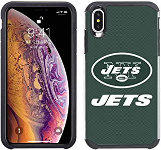 Prime Brands Group Cell Phone Case for Apple iPhone XS Max - New York Jets