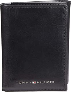 Men's Trifold Wallet-Sleek and Slim Includes ID Window and Credit Card Holder