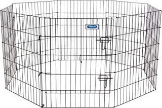 30114e10cdc Petmate 8 Panels Exercise Pen with Step Through Door