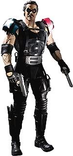 DC Comics Watchmen Movie Comedian 1:6 Scale Figure