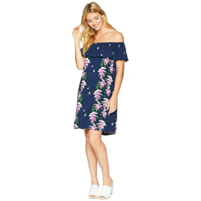 Tommy Bahama Magnifica Cascade Sun Dress (Ocean Deep) Women