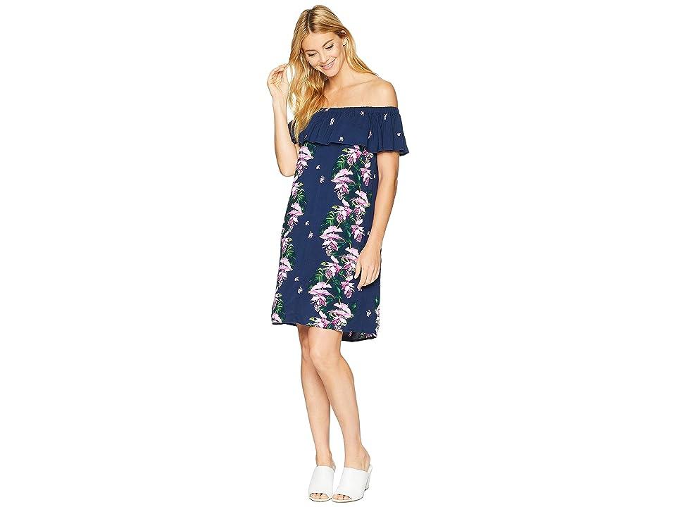 Tommy Bahama Magnifica Cascade Sun Dress (Ocean Deep) Women